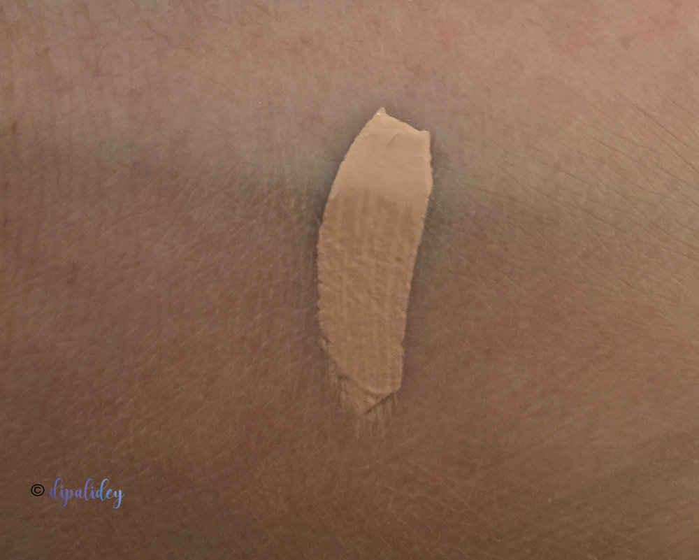 NARS Creamy Radiant Concealer in the shade Ginger