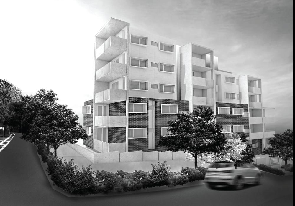 gosford - re-zoned corner block proposal.