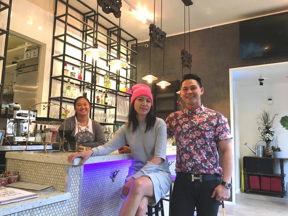 DAUGHTER THAI  Kim, Iing, & Pop