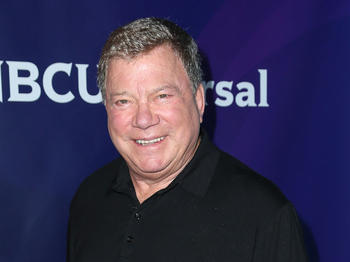 - William Shatner is a Shakespearean trained actor, and he became a cultural icon for his portrayal of James Kirk in the Star Trek franchise. William Shatner clearly has not let his condition slow him down. Even at the ripe age of 83, he's busy doing everything from comedy, music and hosting events.