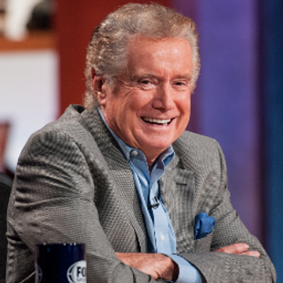 - Regis Philbin was the original TV host of hugely popular Who Wants to be a Millionaire? He sought out treatment after years of sleep difficulties and keeping his wife awake at night with his snoring. He underwent a sleep study and discovered that he had Obstructive Sleep Apnea.
