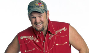 - Daniel Lawrence (AKA Larry the Cable guy) is a comedian, actor, country music artist and former radio personality. He has 7 gold records under his belt. He admitted during an interview that he has sleep apnea.