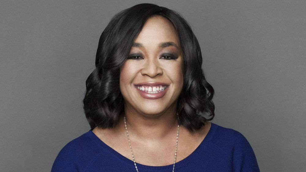 - Shonda Lynn Rhimes is an American television producer, screenwriter, and author. She's the showrunner and creator of hit dramas like Grey's Anatomy, Private Practice, Scandal and How to get away with murder. She said in an interview that the reason she is so exhausted all the time is because of her sleep apnea.