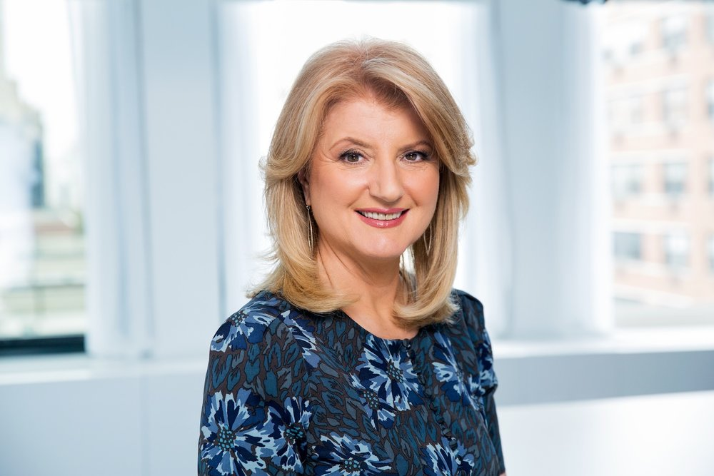 "- Arianna Huffington is the co-founder and former editor-in-chief of The Huffington Post, as well as an author, syndicated columnist, and occasional actress. She suffers from sleep apnea and is the author of ""The Sleep Revolution: Transforming Your Life, One Night at a Time"". http://www.huffingtonpost.com/arianna-huffington/my-conversation-with-slee_b_7161450.html"