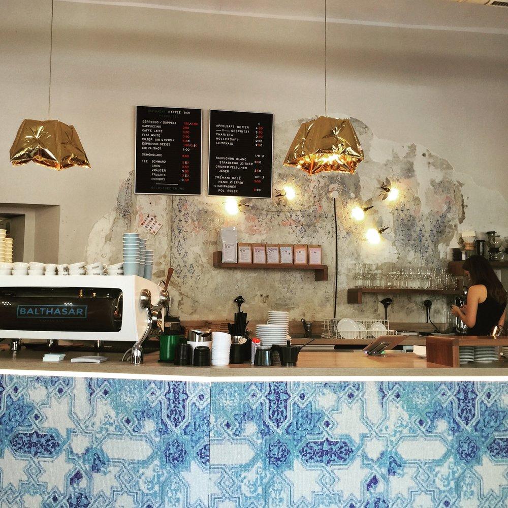 Balthasar Kaffee Bar
