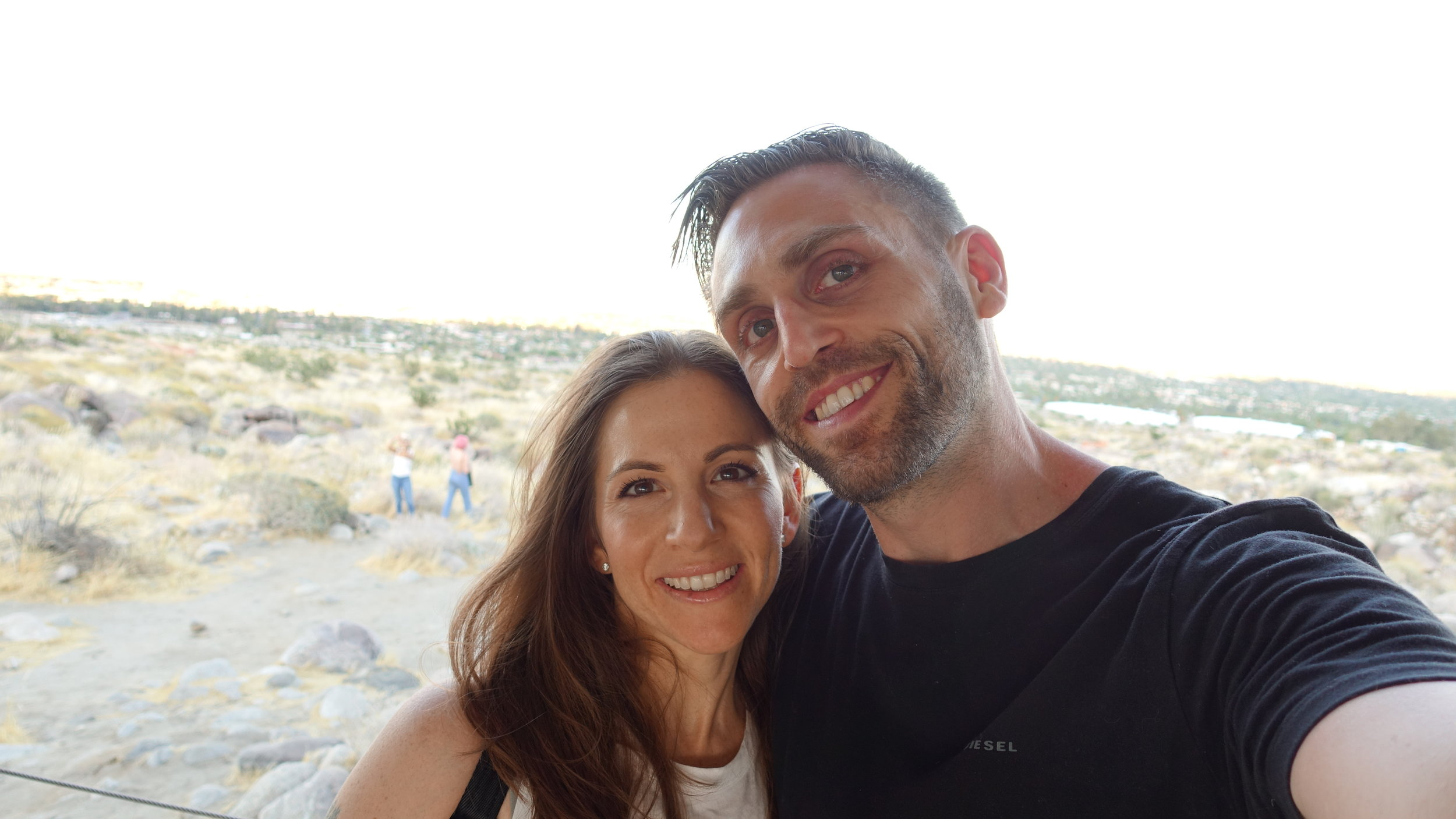 My husband Jay and his journey with Crohn's
