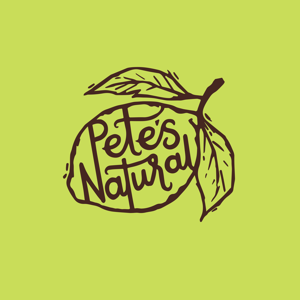 PETE'S NATURAL -
