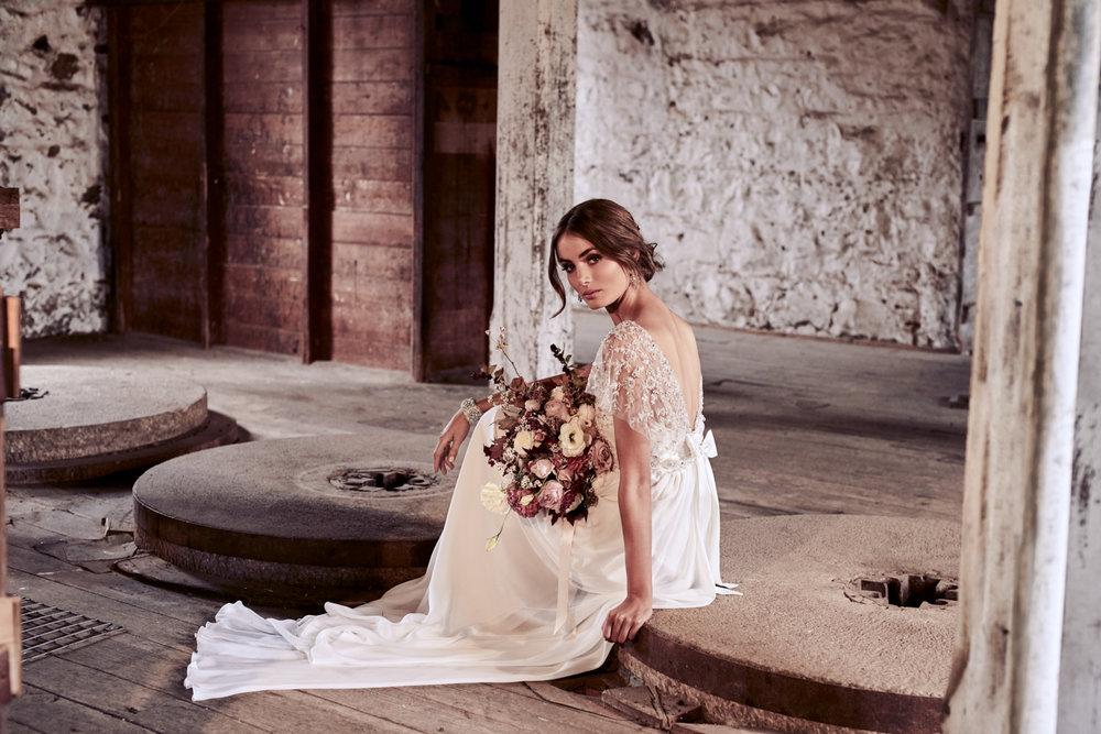 Adele Dress - silk tulle