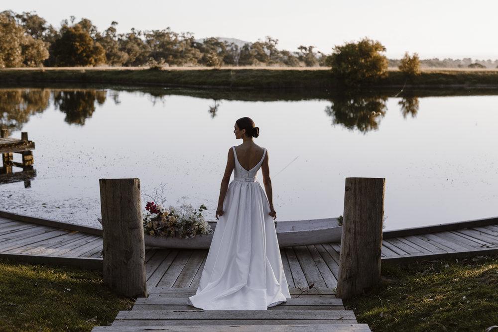 Rosaline/Marina gown