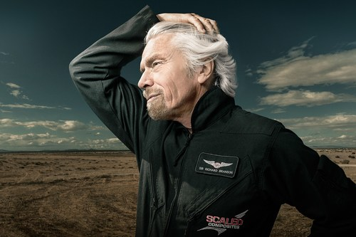 Richard Branson, Virgin Atlantic