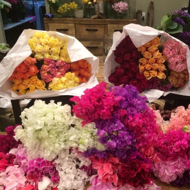 What's not to love about Spring?? Our favourite florist is bursting with incredible fragrances and colours @havenandsarah 💐 #havenandsarah #stunning #flowers #florist #spring #gifts #fragrance #decorate #springtime #colours #pretty #interiors #grateful