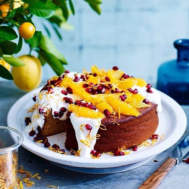 We are so inspired looking at @brownpapernutrition and the delicious recipe for an orange carrot and almond cake! Mouths are salivating in the office and ready for something sweet right now #yum #pickmeup #delicious #cake #glutenfree #sugarfree #balance #humpday #cooking #recipe
