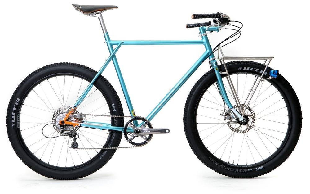 Camille's Porkeur Utility Bike