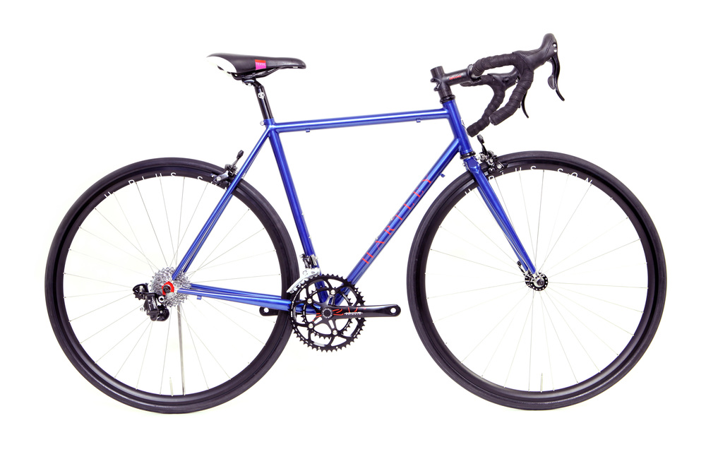 Jenni's Audax Bike