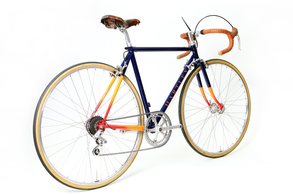 Eroica Classic road build