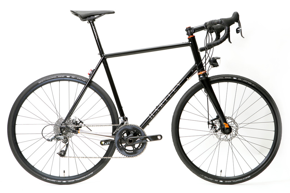 Zooey's Gravel Dabbler - Endurance Road Bike