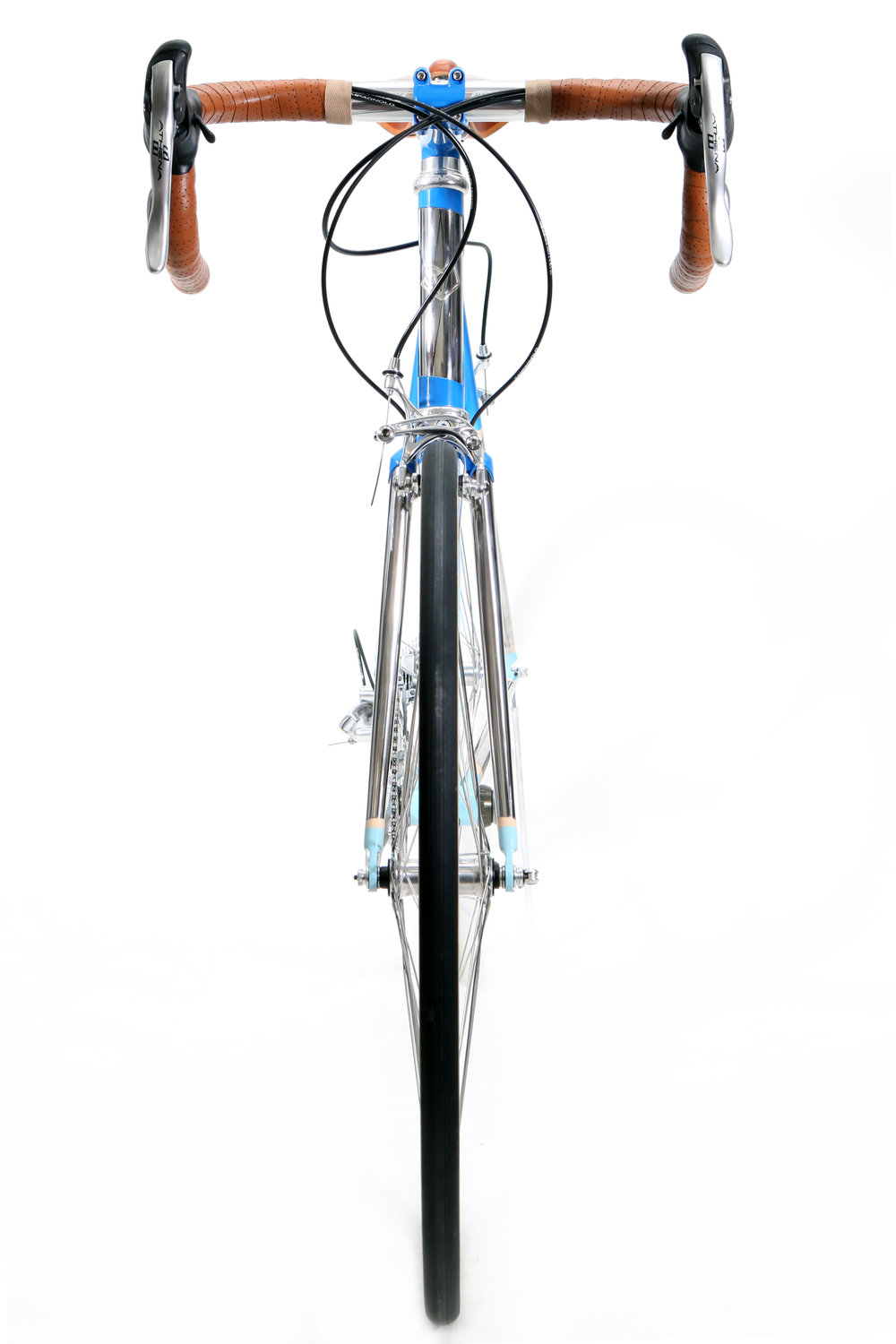 Simon\'s 953 Classic Stainless Road Machine — Hartley CYCLES