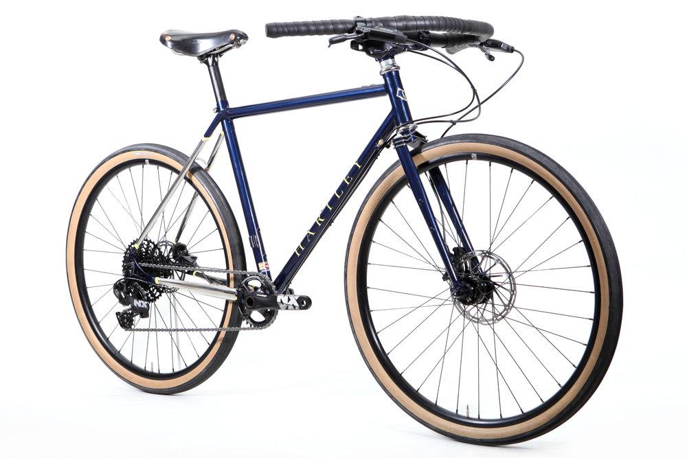 650c Mini Gravel Bike, Columbus XCR