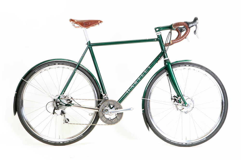 Peters 853 Disc Commuter