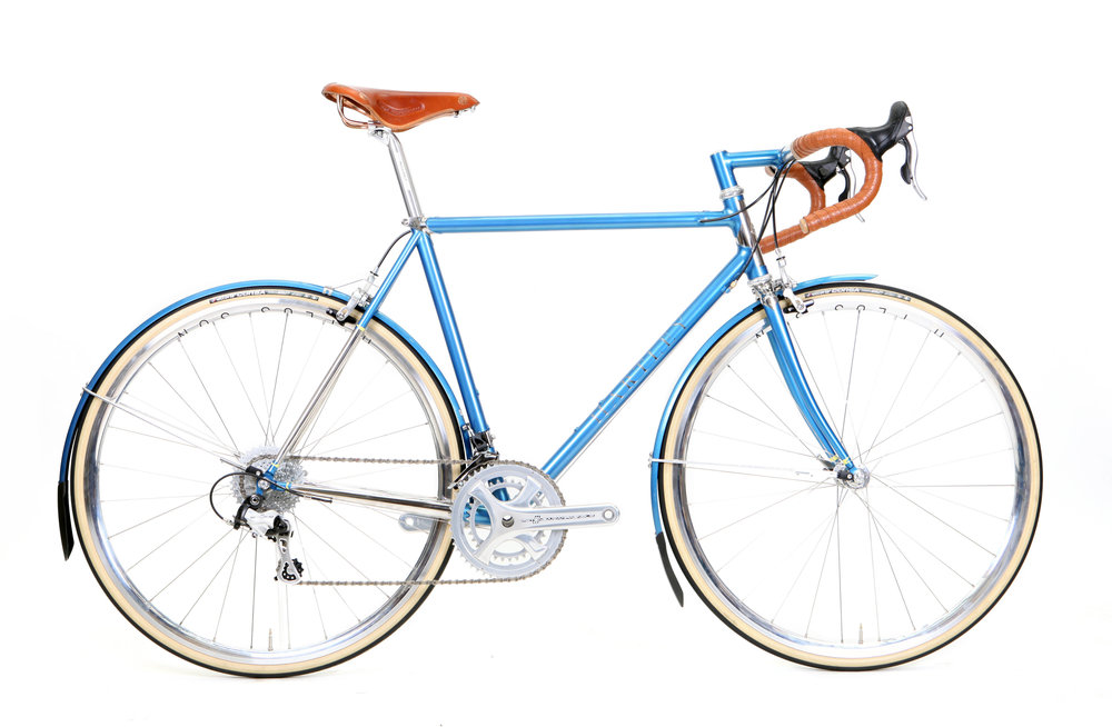 Tim's 953 Stainless Steel Classic Road Bike
