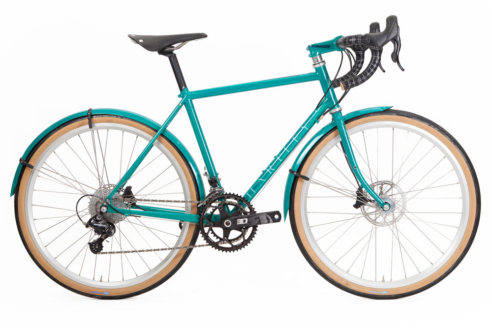 "Victoria's 26"" Sea Foam Disc Tourer"