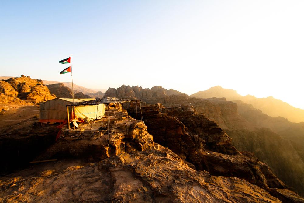 """The End of the World"". Petra, Jordan"