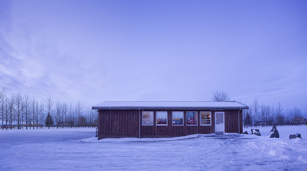Post Office, Somewhere in Iceland