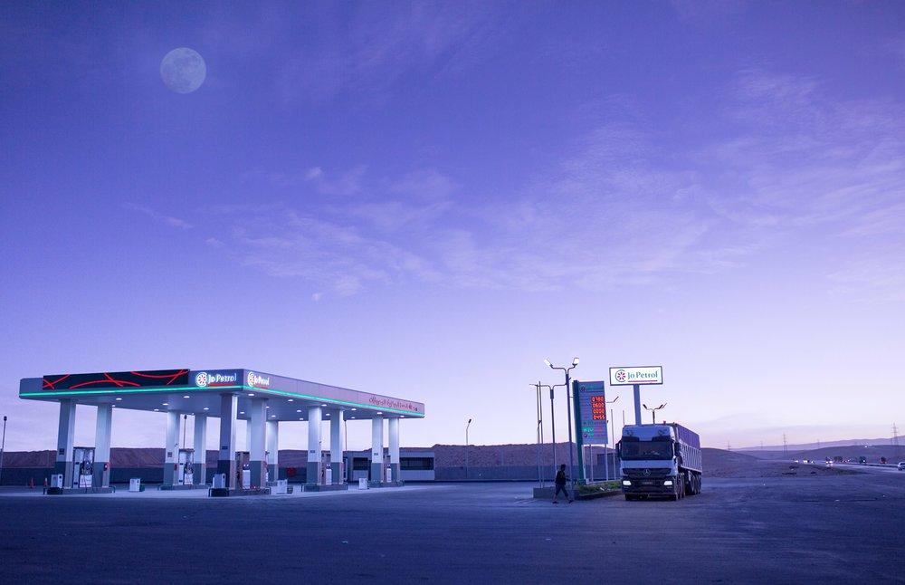 The Desert Highway, Jordan