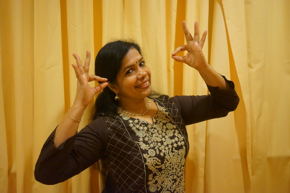 Usha Balasundaram.