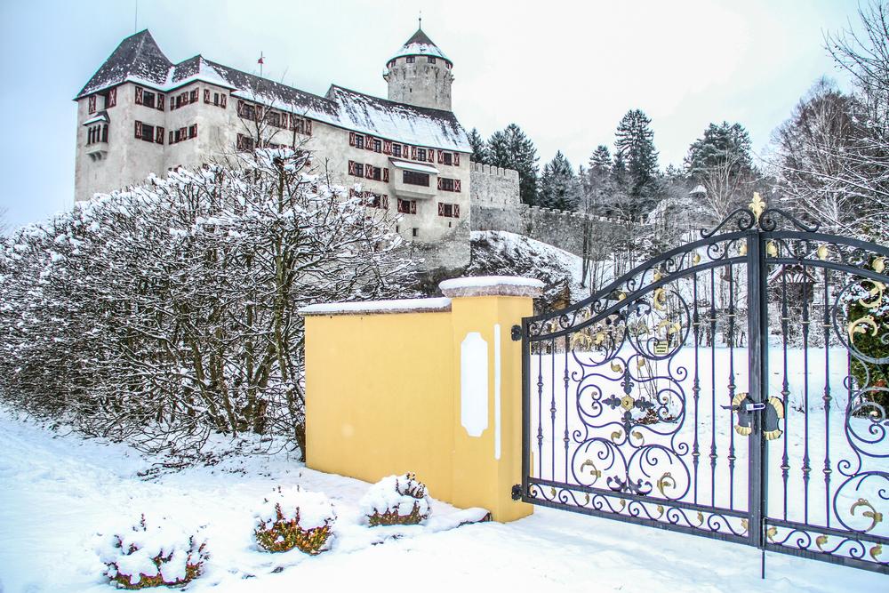 O hotel castelo