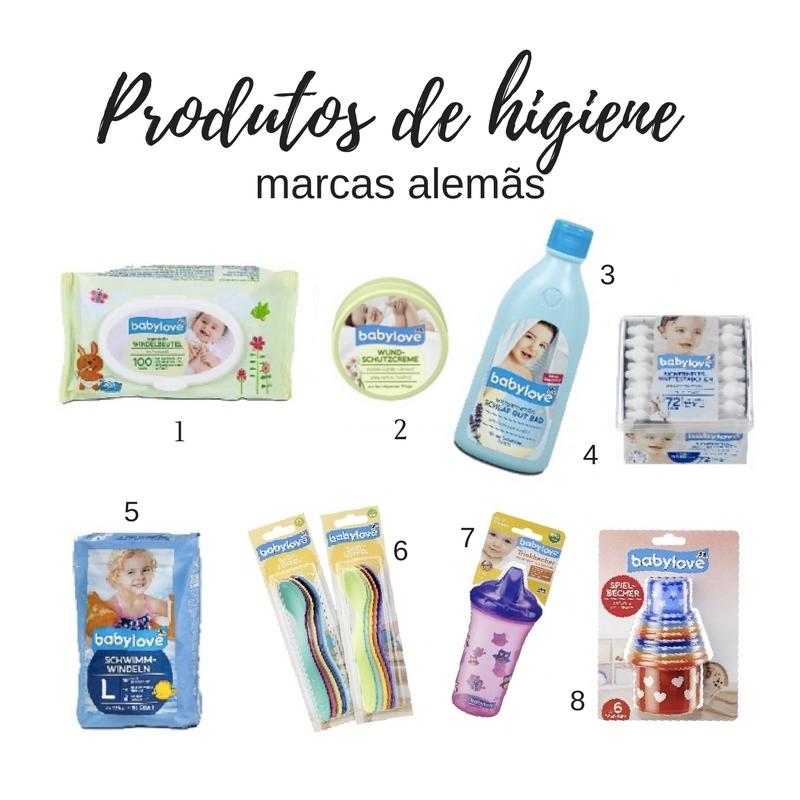 OMD produtos higi bebe DM