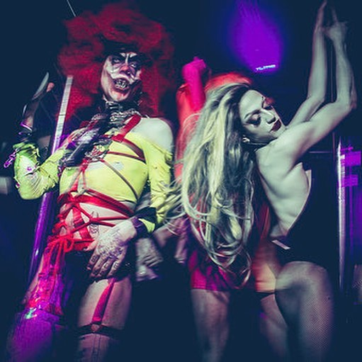 We are all savages 😈 Last week @mrhotshoe captured more iconic moments from the disco! Come #queerthedancefloor with us this Saturday for our 4th birthday bender at @metropolisclub_