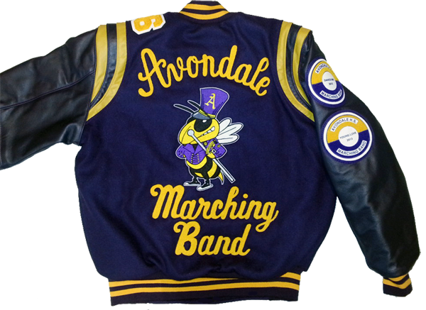 AvondaleVarsityJacketMarchingBand-CustomYellowJacketMarchingBee-GetCustomized-wb.png