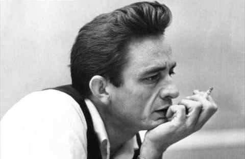 The late great Johnny Cash.