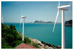 CALB - Wind Turbines