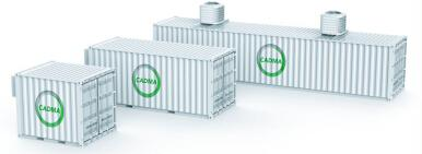 CALB CADMA Container Systems
