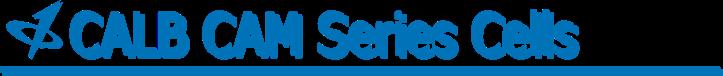 CALB CAM Series Banner