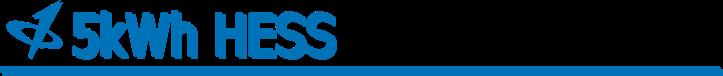 CALB USA Inc. 5 HESS Banner