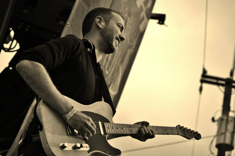 Stephen Green - Guitars, Keys, Vocals