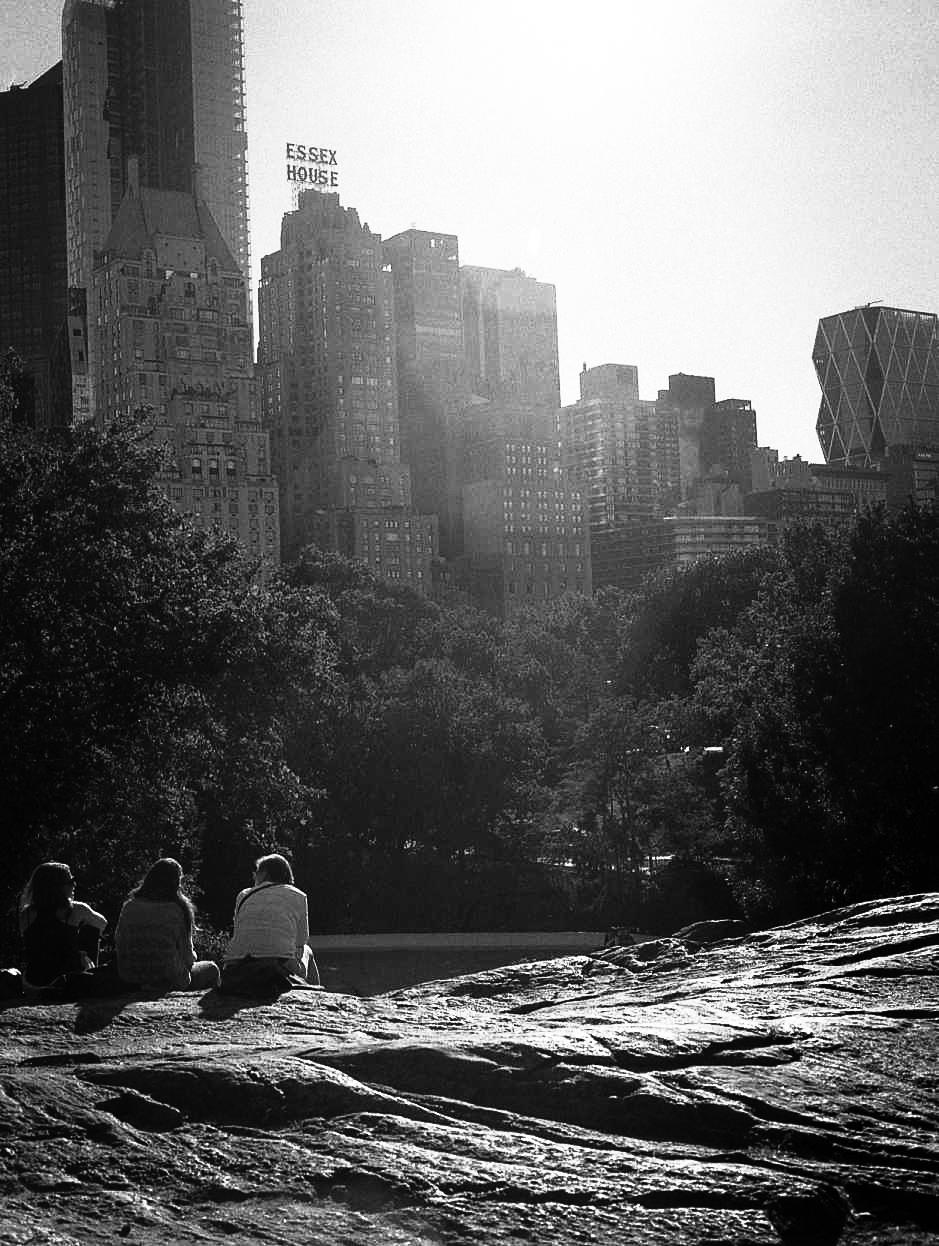 New York, analog
