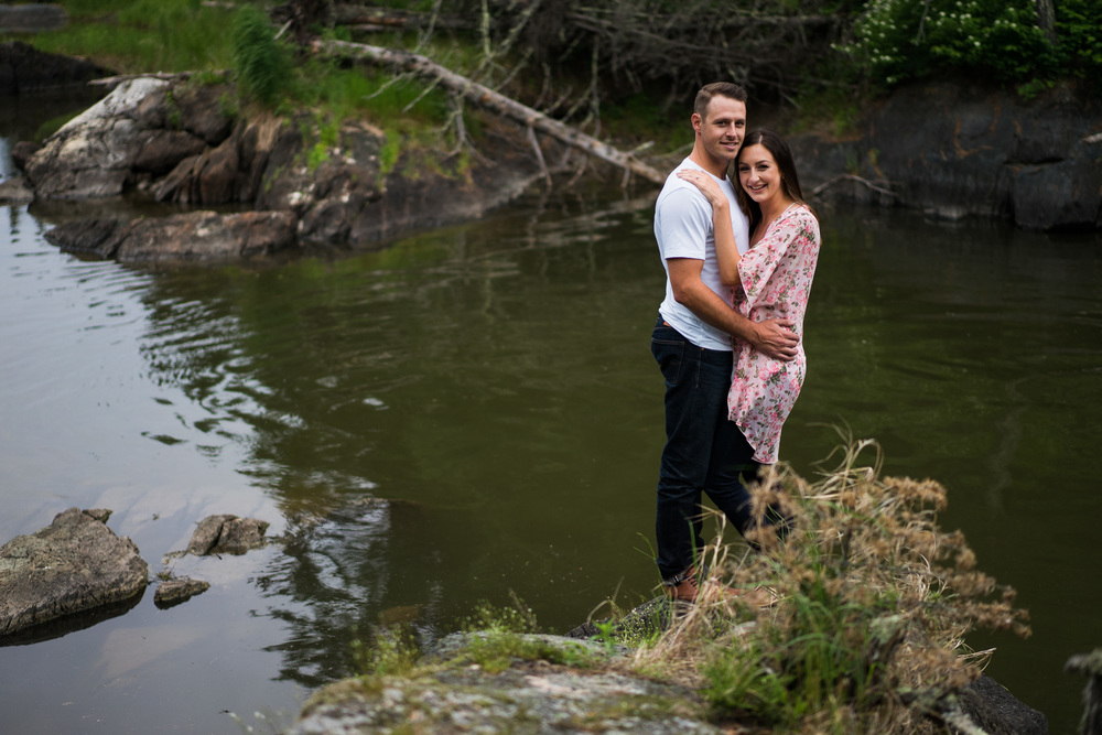Nicole and Ryan - Lake of the Woods Engagement - Cojo Photo-70.jpg