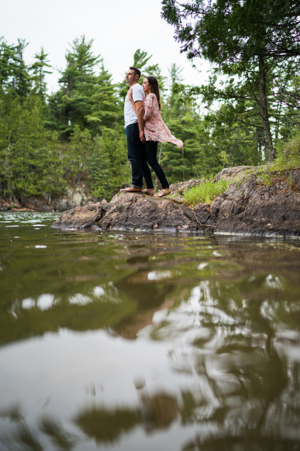 Nicole and Ryan - Lake of the Woods Engagement - Cojo Photo-503.jpg