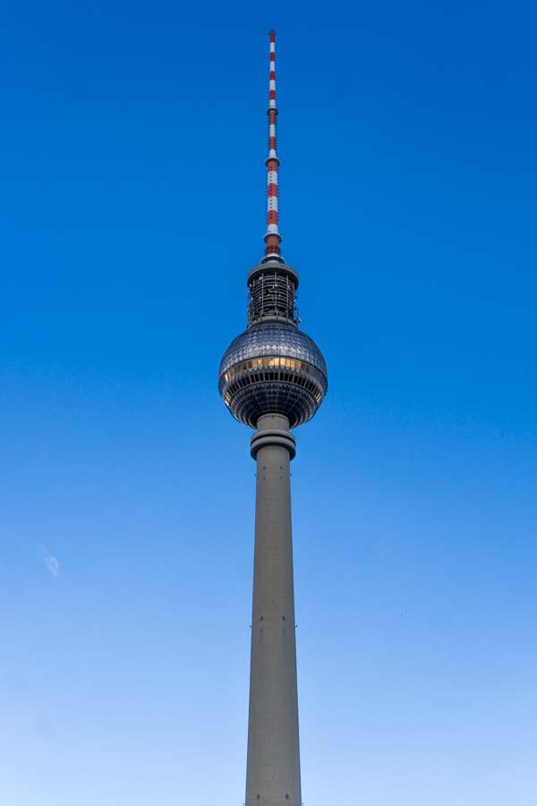 Berliner Fernsehturm - TV Tower