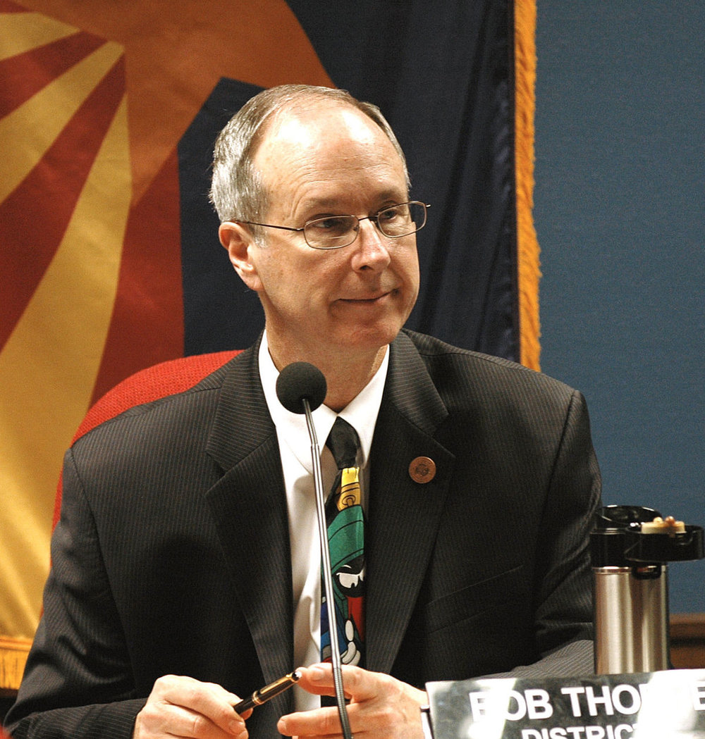 Rep. Bob Thorpe, Arizona