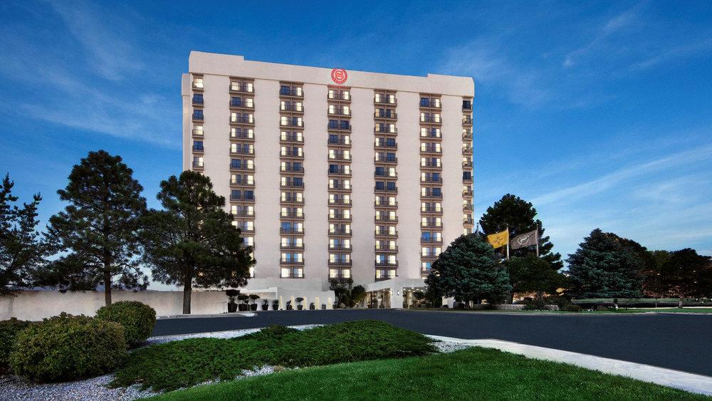 Sheraton Albuquerque Airport hotel 2910 Yale Blvd SE, Albuquerque NM 87106