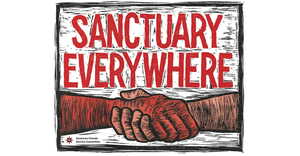 sanctuary everywhere