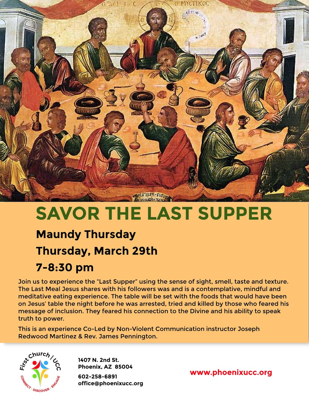 Maundy Thursday first church ucc phoenix.jpeg