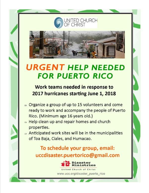 disaster ministries puerto rico work teams poster.jpg