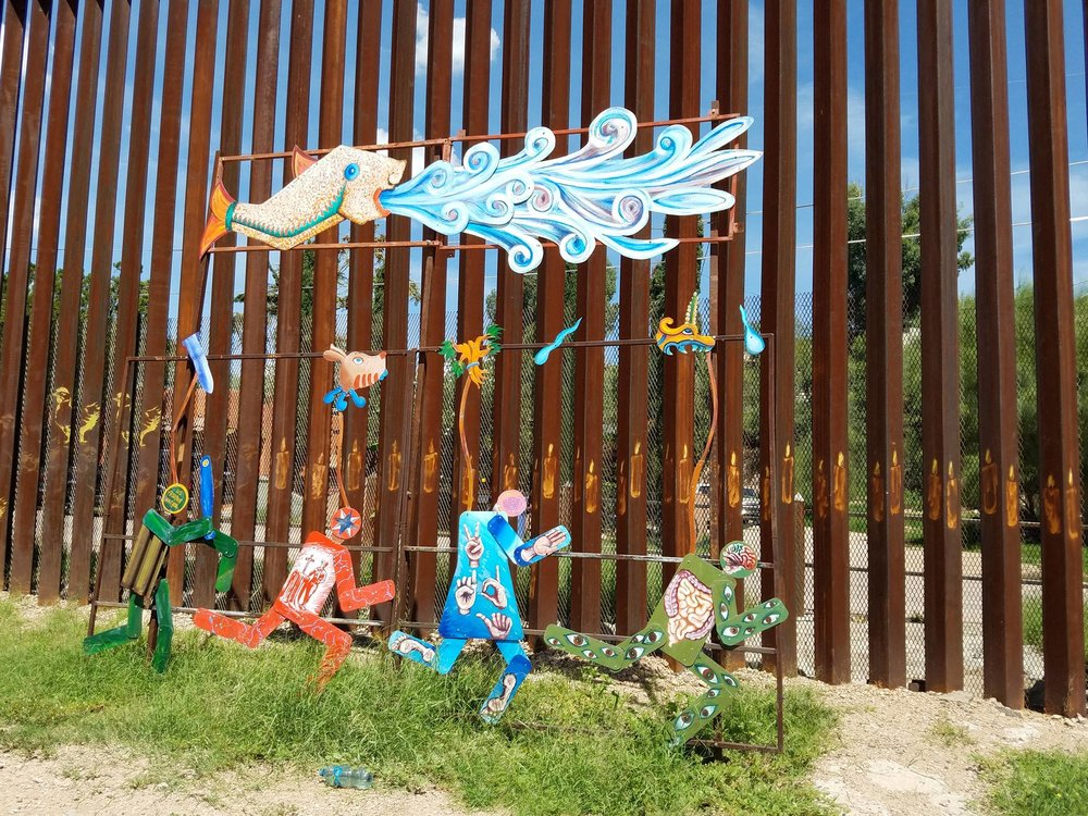 art installation at border photo 2 by rebecca d.jpg