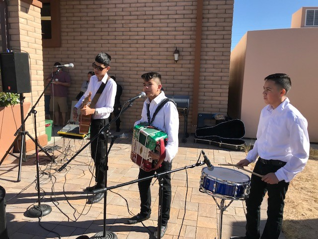 GSUCC Teenage Tejano Music group playing at Common Ground on the Border.jpg
